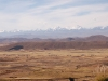 We weren't long in Bolivia, so it was good to escape La Paz and see the high Altiplano on our way to Tiwanaku