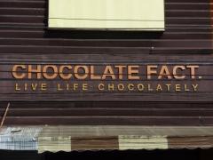 """I'm adding """"chocolately"""" to my vocabulary, effective immediately"""