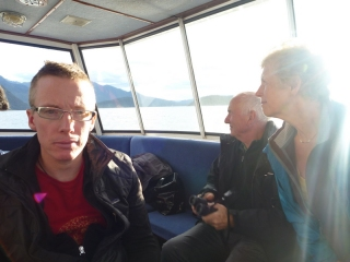 Those are some very doubtful expressions. Must be because we're on Doubtful Sound