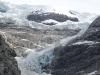 Glacier limb