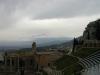The ancient Greek/Roman theatre of Taormina