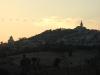 Sunset on Todi