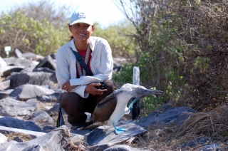 Up close to the wildlife in the Galapagos Islands