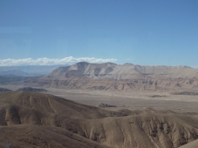 The Atacama Desert is astonishing, while also being quite bleakly depressing in its vast, empty dryness