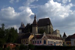 Biertan's grand fortified church