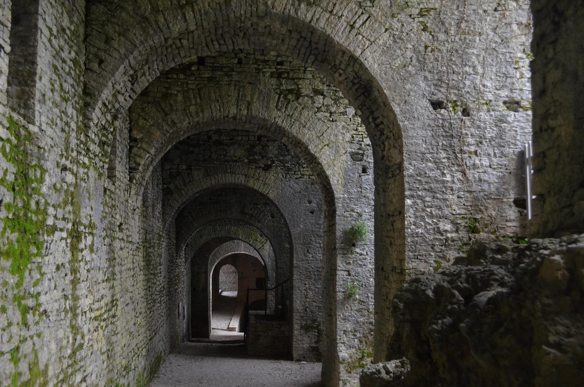 Gjirokaster citadel