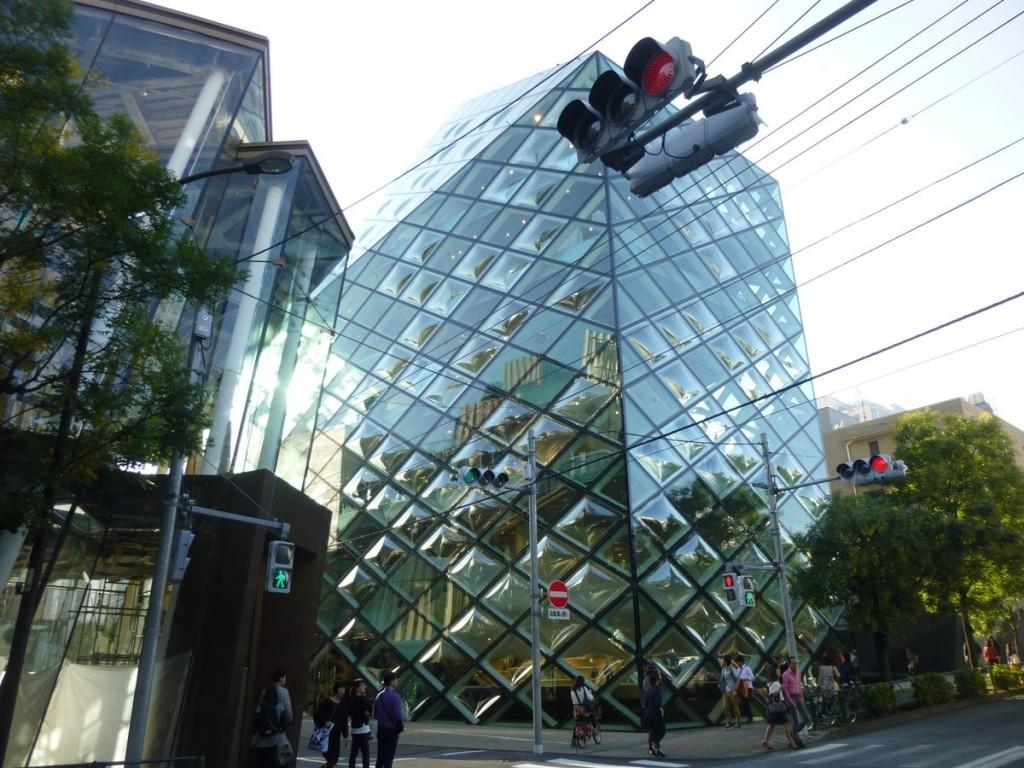 Prada building, Omotesando